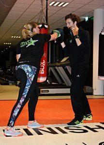 Kickboksen in Zaandam